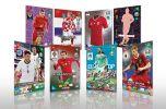 UEFA EURO 2020™ Adrenalyn XL™ 2021 Kick Off - GOAL STOPPERS - DEFENSIVE ROCKS - KEY PLAYERS - GOAL MACHINES - Ontbrekende Kaarten