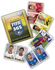 Panini FIFA 365™ 2020-21 - Ontbrekende Stickers