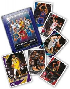 2020-2021 PANINI NBA STICKER AND CARD COLLECTION -Ontbrekende Stickers