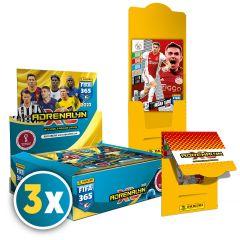 Panini FIFA 365 Adrenalyn XL™ 2022 Ruilkaartencollectie PLATINUM TOP MASTER NR. 8 BUNDEL