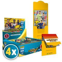 Panini FIFA 365 Adrenalyn XL™ 2022 Ruilkaartencollectie PLATINUM INVINCIBLE BUNDEL