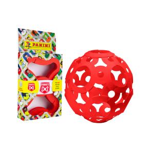 Panini Foooty speelgoedbal - kleur wit