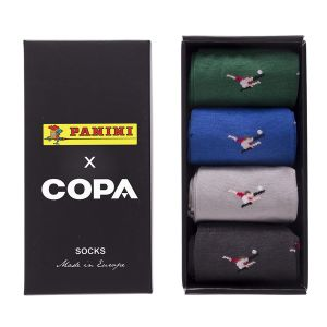 Panini x Copa sokken-set