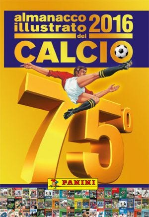 ALMANACCO ILLUSTRATO DEL CALCIO 2016
